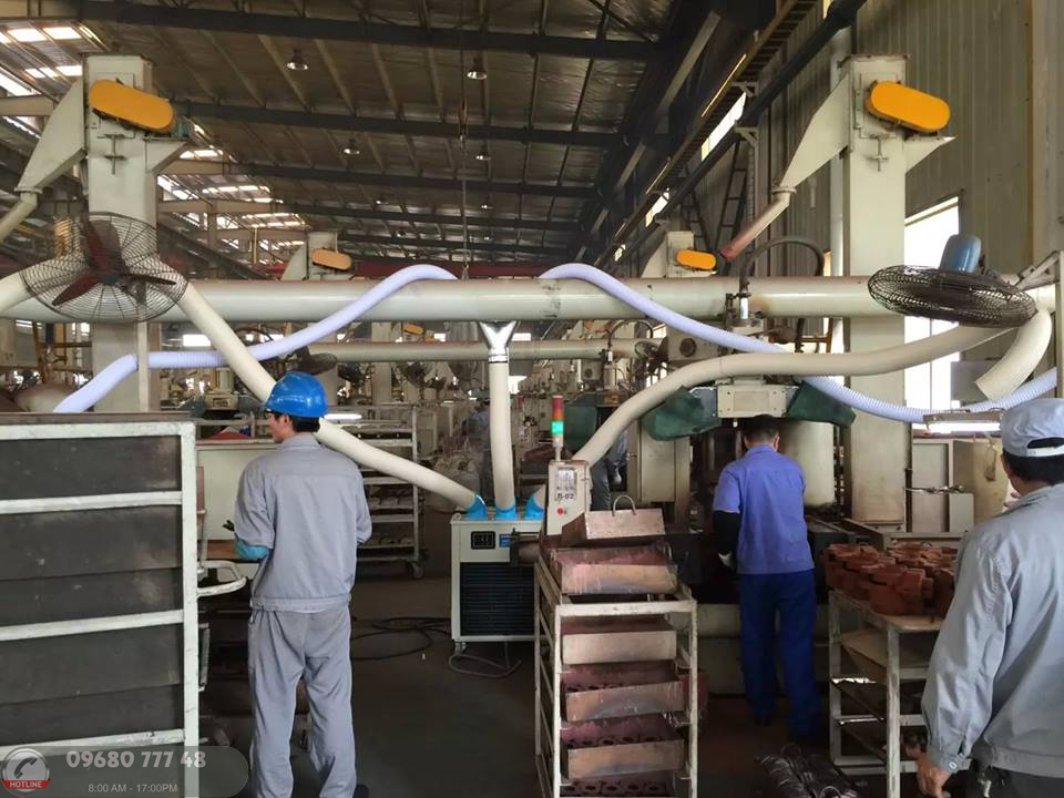 Máy Lạnh Di Động Nakatomi SAC 7500