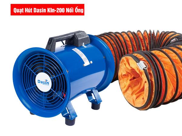 Quạt hút Dasin Kin-200 chính hãng