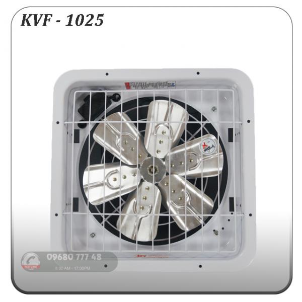 Quạt Thông Gió Hút Mùi KVF 1025