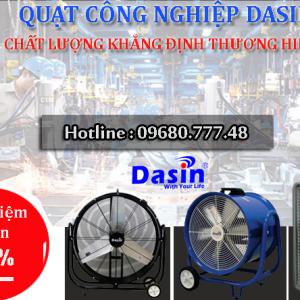 Quạt công nghiệp Dasin ở Bình Dương,Hồ Chí Minh