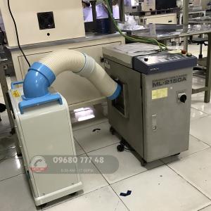 Máy lạnh di động nakatomi - Giải pháp giảm nhiệt độ cho máy móc