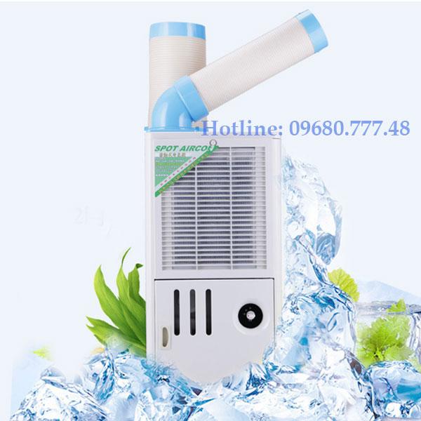 Máy lạnh di động Nakatomi SAC-407ND